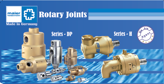 Maier Heidenheim – Rotary Joints